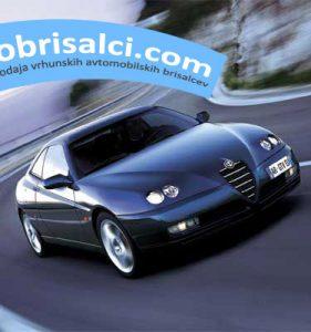 Alfa Romeo GTV Brisalci (Metlice Brisalcev)