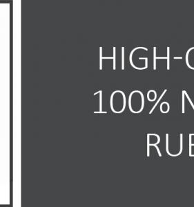 100% naravna guma
