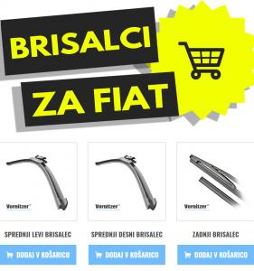 Fiat Ducato Brisalci (Metlice Brisalcev)
