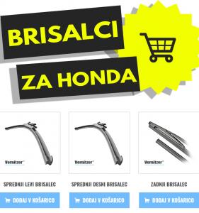 Honda S2000 Brisalci (Metlice Brisalcev)